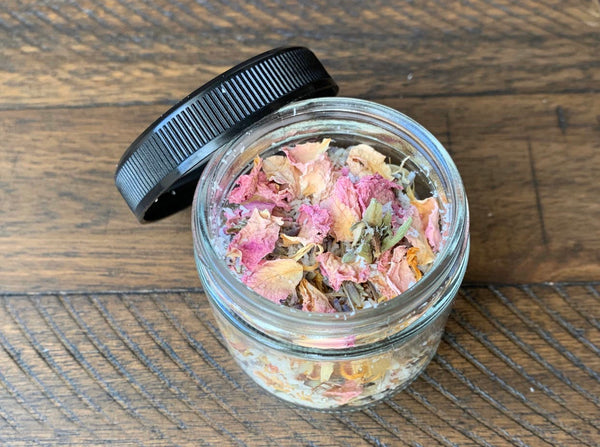 Rose Coconut Facial Steam