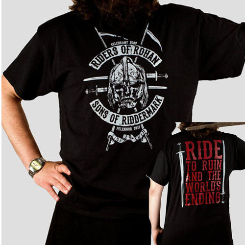 Riders of Rohan Men's T-Shirt