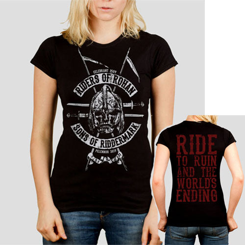Riders of Rohan Women's T-Shirt