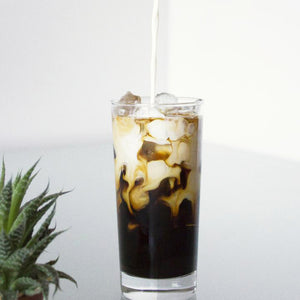 Now Serving Iced Cold Coffee Drinks!