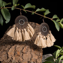 Montego Tassel Earrings KEISELA