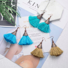 Cabo Tassel Earrings