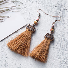 Bali Tassel Earrings KEISELA