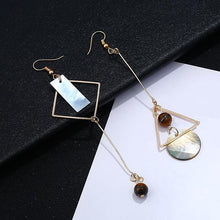 Oceana Geometric Earrings