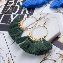 Ibiza Tassel Earrings