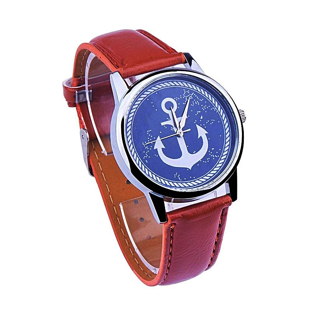 Nautical Mariner Anchor Watch