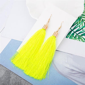 Cabana Tassel Earrings