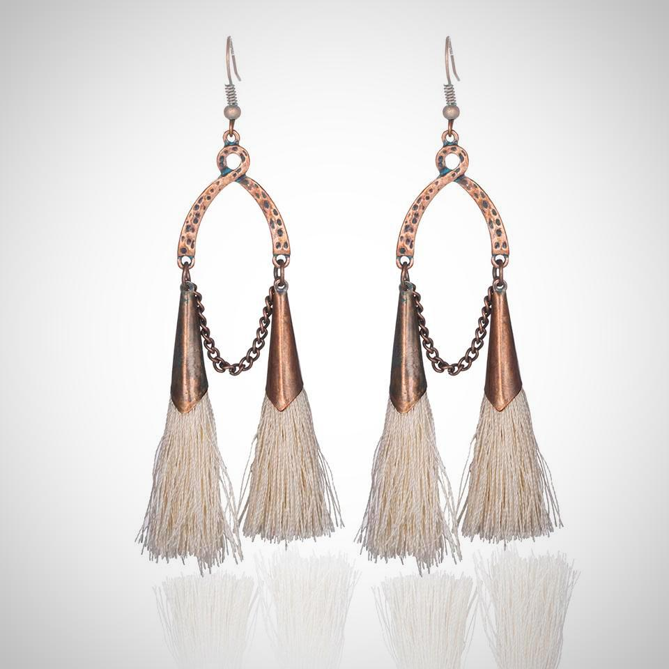 Claires Tassel Earrings
