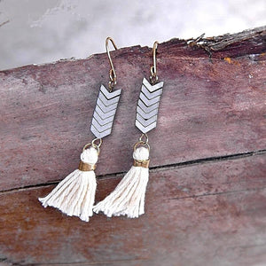 Roma Tassel Earrings