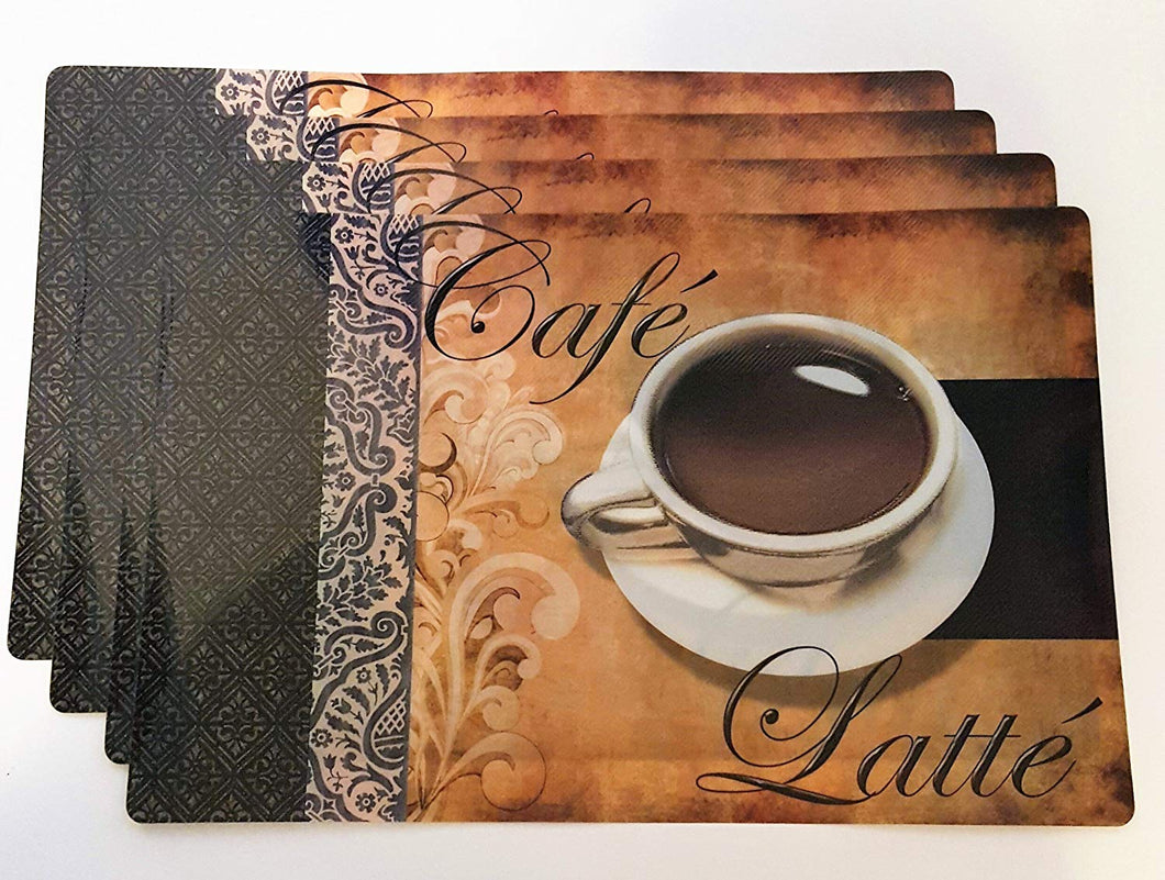 Coffee Placemats Set KEISELA