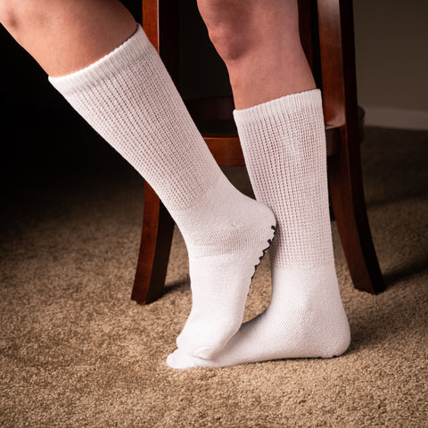 Diabetic Non Skids Socks