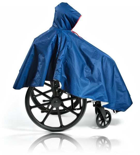 Wheelchair Winter Poncho