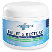 Relief & Restore Foot Cream-Great for Diabetics