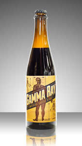 GAMMA RAY Imperial Stout - 9% - 500ml