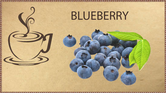 Blueberry Flavored Coffee