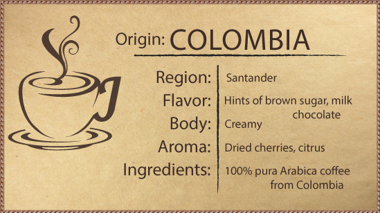 Colombia - Single Origin