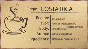 Costa Rica - Single Origin