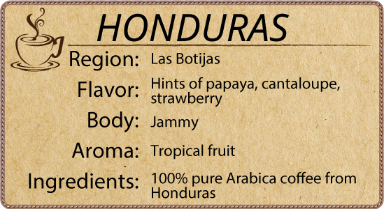 Honduras - Single Origin