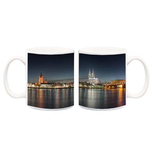 Customizable Panoramic Mug