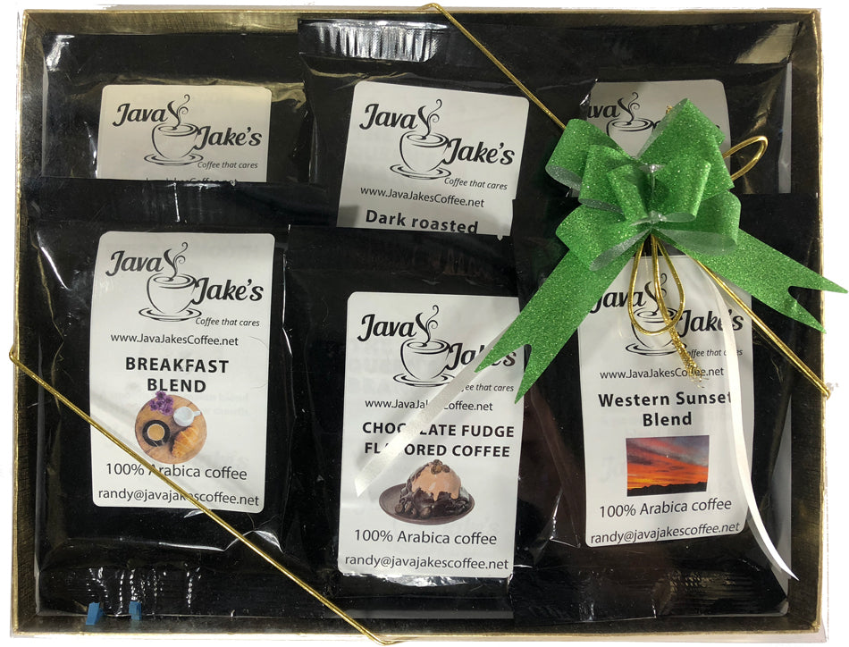 Gift Set - Coffee Sampler