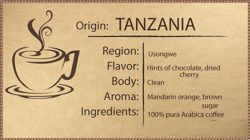 Tanzania - Single Origin
