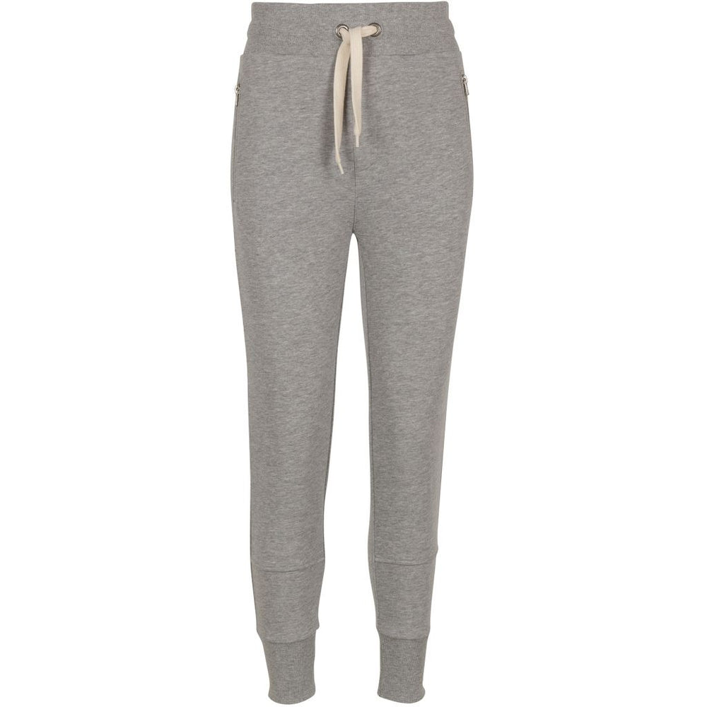 Unlimited Edition Pants, Classic sweat Pants Grey Melance, medium