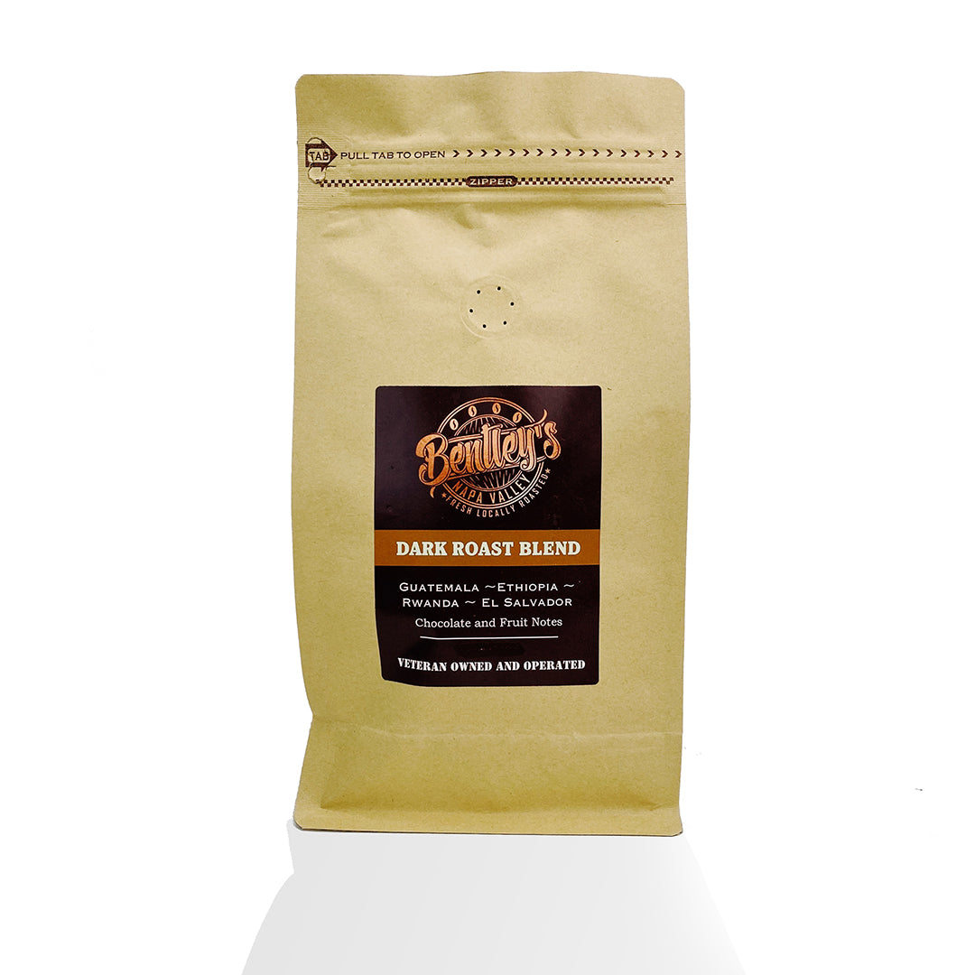 Bentley's - Dark Roast Blend
