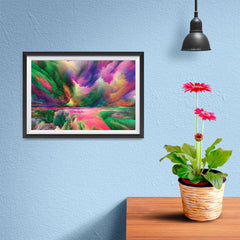 Ezposterprints - Conceptual - 12x08 ambiance display photo sample
