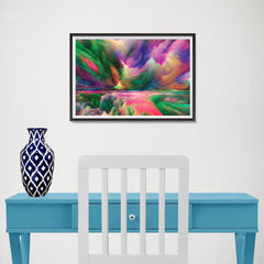 Ezposterprints - Conceptual - 18x12 ambiance display photo sample