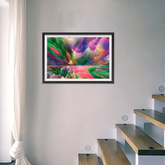 Ezposterprints - Conceptual - 24x16 ambiance display photo sample