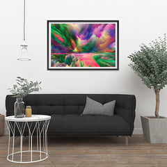Ezposterprints - Conceptual - 36x24 ambiance display photo sample