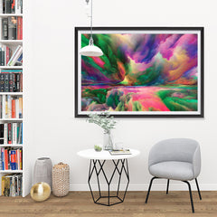 Ezposterprints - Conceptual - 48x32 ambiance display photo sample
