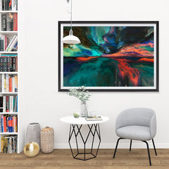 Ezposterprints - Painted - 48x32 ambiance display photo sample