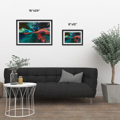 Ezposterprints - Painted ambiance display photo sample