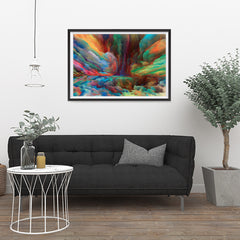 Ezposterprints - Synergies - 36x24 ambiance display photo sample
