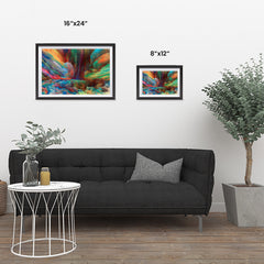 Ezposterprints - Synergies ambiance display photo sample