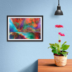 Ezposterprints - Unfolding - 12x08 ambiance display photo sample