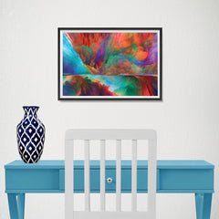 Ezposterprints - Unfolding - 18x12 ambiance display photo sample