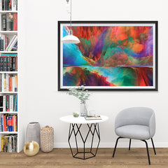 Ezposterprints - Unfolding - 48x32 ambiance display photo sample