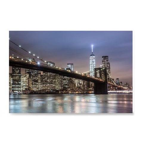 Ezposterprints - Brooklyn Bridge