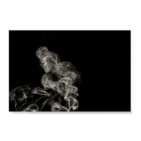 Ezposterprints - Abstract Smoke