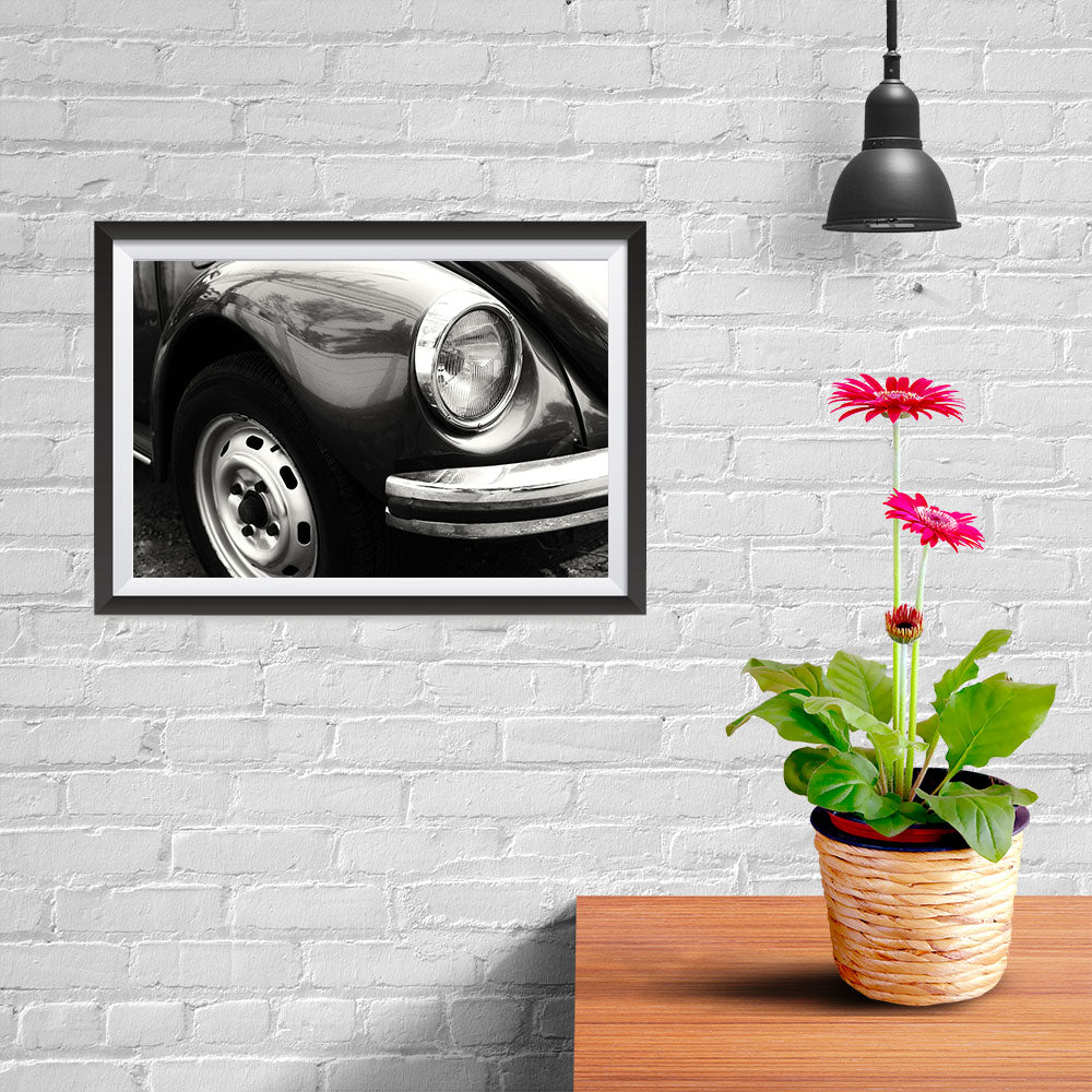 Ezposterprints - Beetle - 12x08 ambiance display photo sample