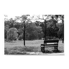 Ezposterprints - Bench In The Park