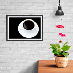 Ezposterprints - Cup Of Coffee - 12x08 ambiance display photo sample