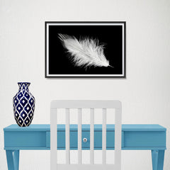 Ezposterprints - Feather - 18x12 ambiance display photo sample