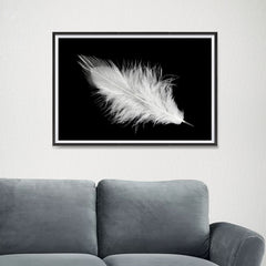 Ezposterprints - Feather - 24x16 ambiance display photo sample