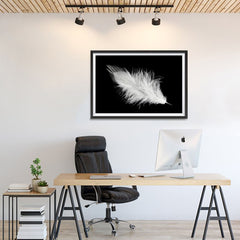 Ezposterprints - Feather - 36x24 ambiance display photo sample