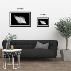 Ezposterprints - Feather ambiance display photo sample