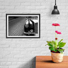 Ezposterprints - Headlight - 12x08 ambiance display photo sample