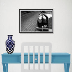 Ezposterprints - Headlight - 18x12 ambiance display photo sample